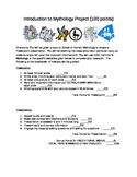 Intro to Greek Mythology: Presentations of Hamilton's Mythology