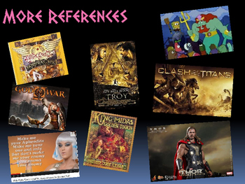 Intro to Greek, Roman and Norse Mythology