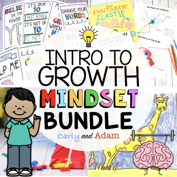 Introduction to Growth Mindset Bundle