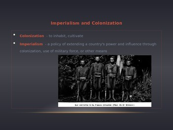 Intro to Heart of Darkness PPT