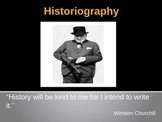 Intro to Historiography