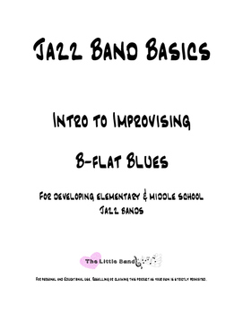 Intro to Improvising - Beginning Jazz Band