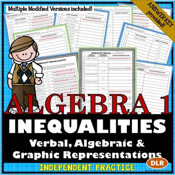 Writing, Graphing and Translating Inequalities
