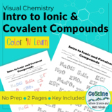 Intro to Ionic and Covalent Compounds