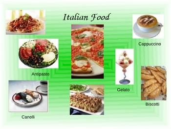 Intro to Italy