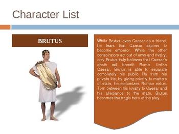 Intro to Julius Caesar