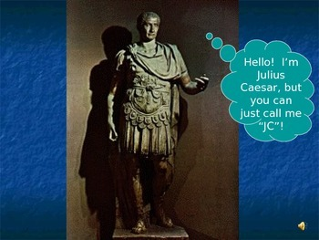 Intro to Julius Caesar PowerPoint