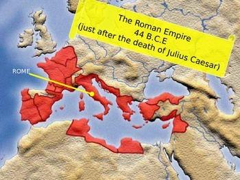 Intro to Julius Caesar PowerPoint