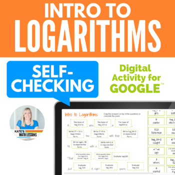 Intro to Logarithms Fun Limerick Activity