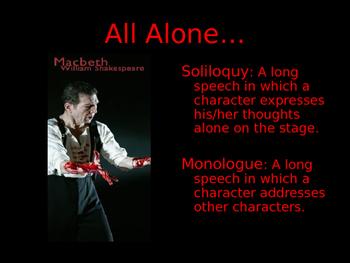 Intro to Macbeth/Shakespearean Tragedy