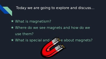 Intro to Magnetism Powerpoint