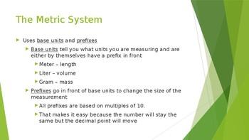 Intro to Metric Prefixes