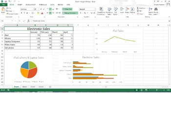 Intro to Microsoft Excel