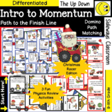 Intro to Momentum- Domino Path Matching -Path to Finish Line/Christmas Edition