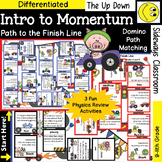 Intro to Momentum- Domino Path Matching Review -Path to Finish Line Series