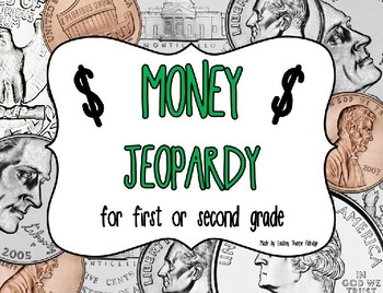 Money Game: Jeopardy