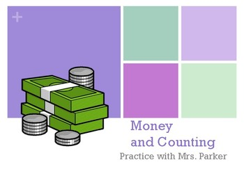 Intro to Money and Counting