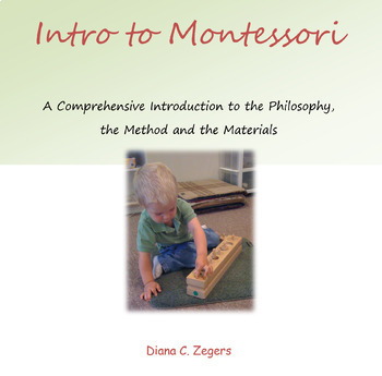 Intro to Montessori Textbook bundle