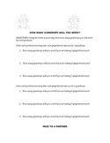 Intro to Multiplication (Manipulative-Based Activity)
