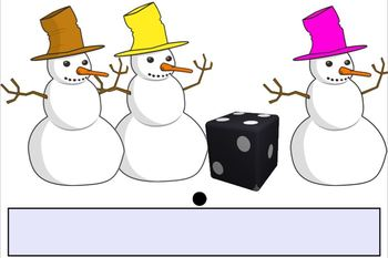 Intro to Multiplication - Penguin, Monster and Snowman Style