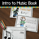 Intro to Music Book for Kids