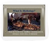 Intro. to Myth PPT:  Engaging Common Core Characteristics & Functions