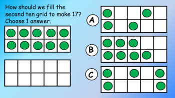 Intro to Numbers & Operations in Base 10 for Kindergarten