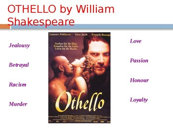 Intro to Othello PPT
