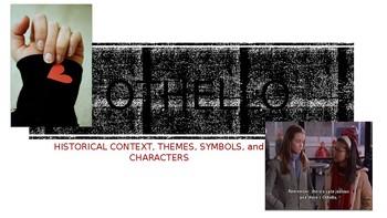 Intro to Othello PowerPoint