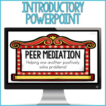 Intro to Peer Mediation Classroom Guidance Lesson (Upper Elementary)