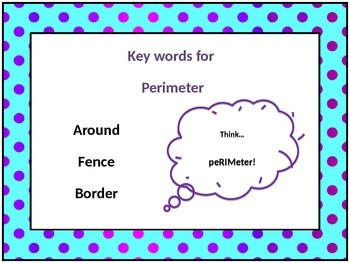 Intro to Perimeter of Quadrilaterals