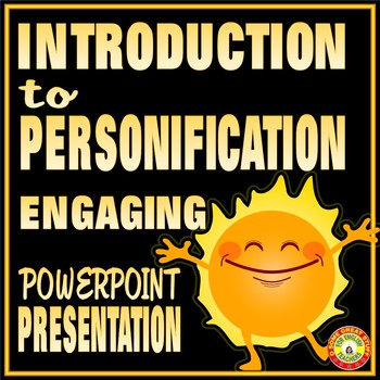 PERSONIFICATION Fun and Funny Powerpoint
