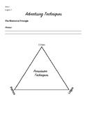 Intro to Persuasive Writing through Advertising