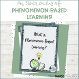 Intro to Phenomenon-Based Learning and Inquiry