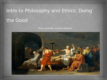 Intro to Philosophy and Ethics: Doing the Good