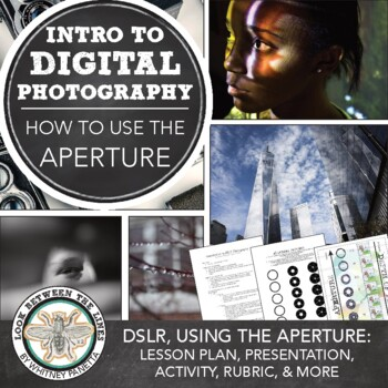 Intro to Photography: Using the Aperture, F-Number, and Depth of Field