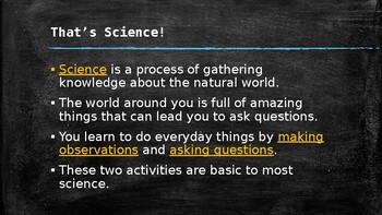 Intro to Physical Science