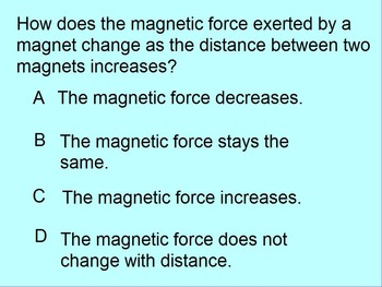 "Intro. to Physics Lesson IV ActivInspire Review ""Magnets & Magnetic Fields"""