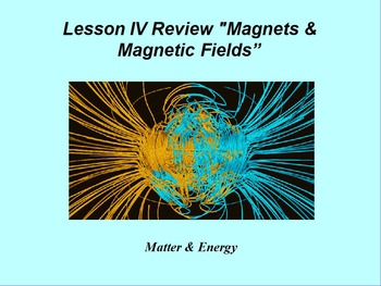 """Intro. to Physics Lesson IV ActivInspire Review """"Magnets &"""