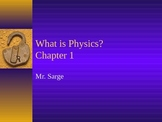 Intro to Physics PowerPoint