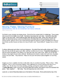 Intro to Plate Tectonics, Moving Plates Moving Furniture - Engaging Science Read