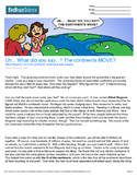 Intro to Plate Tectonics, The Continents Move? - Engaging Science Reading