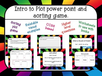 Intro to Plot power point and game