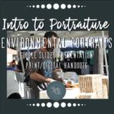Intro to Portraiture: Environmental Portraits