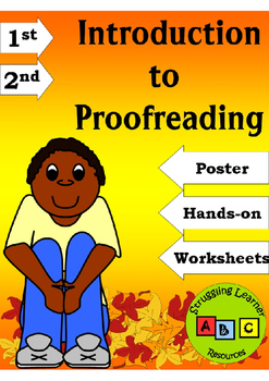 Intro to Proofreading - Packet