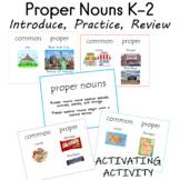 Intro to Proper Nouns K-2