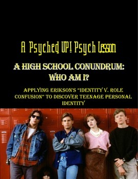 Intro to Psych: Erikson's Identity v. Role Confusion Lesson