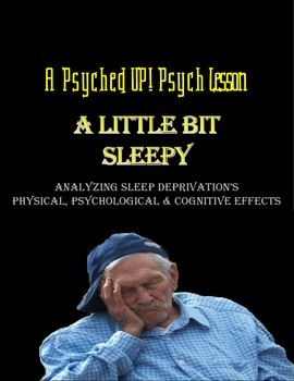 Intro to Psych: Harmful Effects of Sleep Deprivation