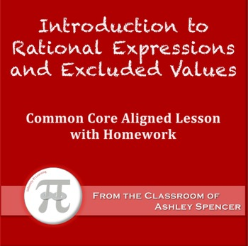 Introduction to Rational Expressions and Excluded Values (