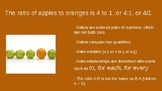 Intro to Ratios PPT